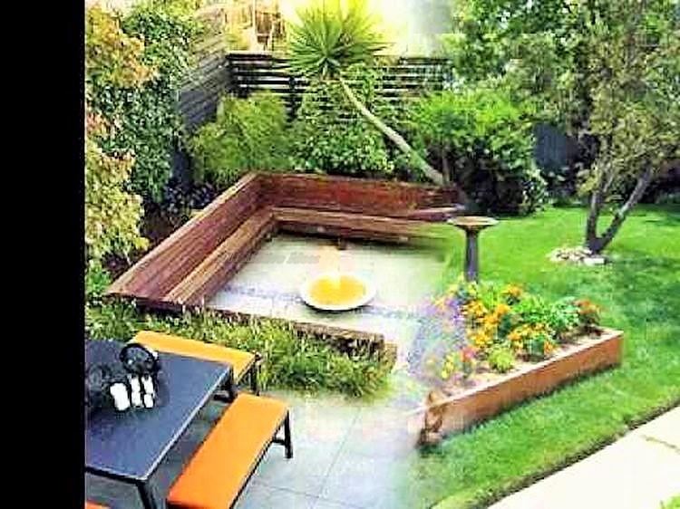 Simple Small Garden Ideas- (10)