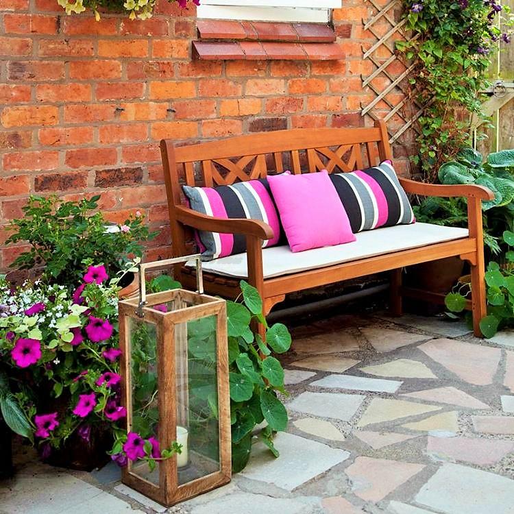 Simple Small Garden Ideas- (14)
