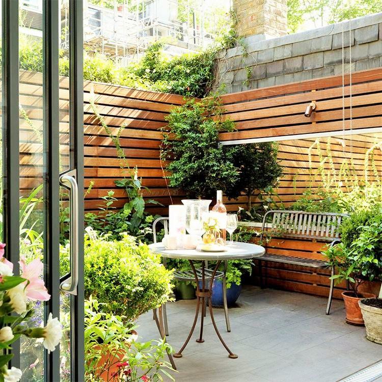 Simple Small Garden Ideas- (15)