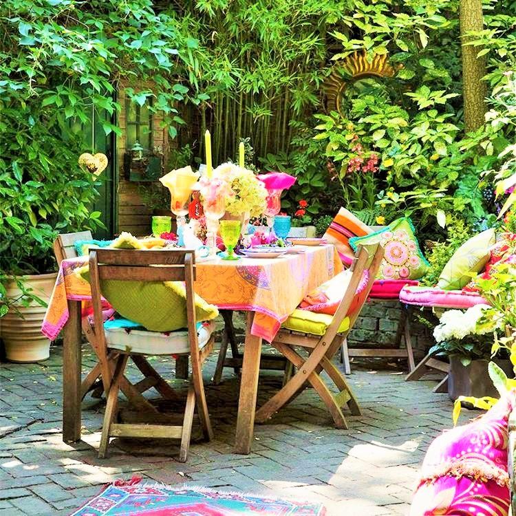 Simple Small Garden Ideas- (7)